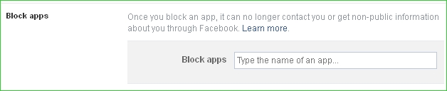 Facebook-Block-apps