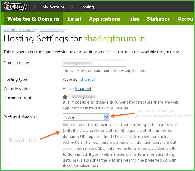 Canonical-URL-Preferred-domain-on-Plesk