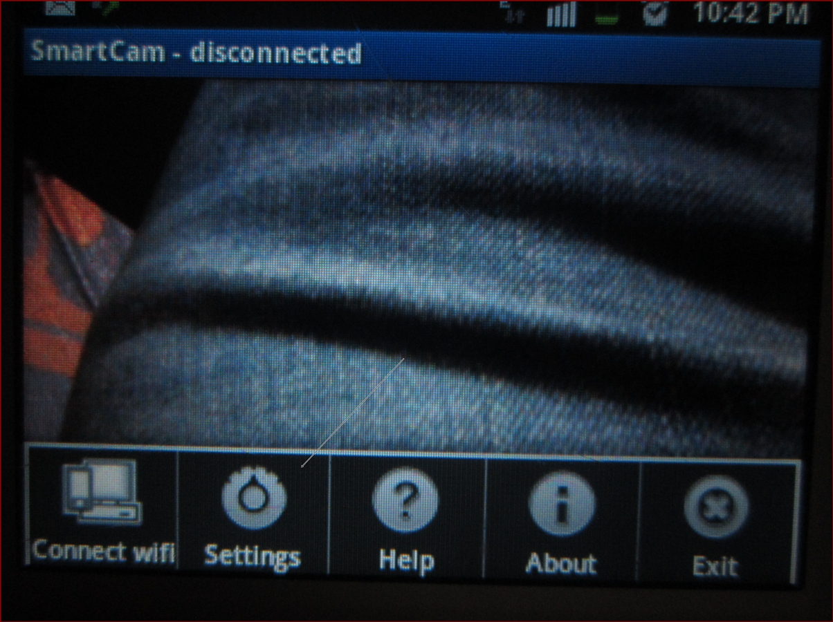 Camera Use Android Phone As Web Cam how to use android mobile camera as webcam gethowstuff cam webcam