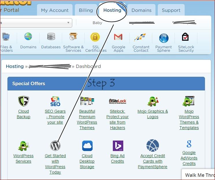 Hosting-Wordpress-install-HostGator