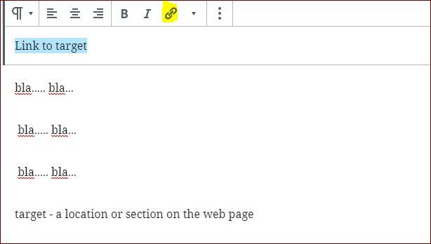 link-button-wordpress-gutenberg