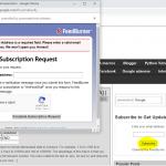 python selenium script to click a button on web page